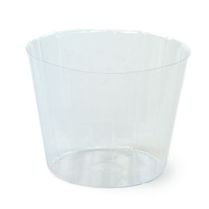 8 Inch Round Plastic Liner Basket Wholesalers