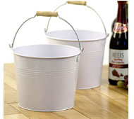 Wholesale Galvanized Buckets Tin Pails And Metal Containers For