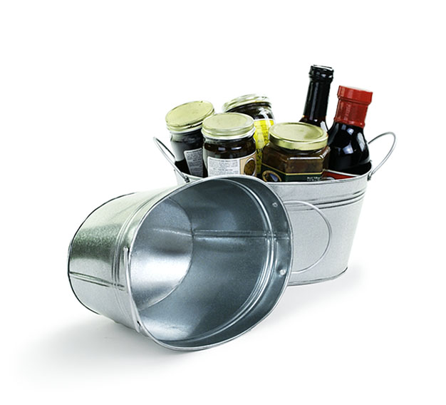 Galvanized oval small tub for Oval tub sizes