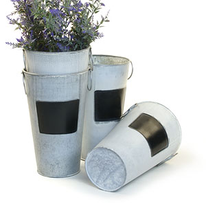 French Bucket  Chalk White Paint
