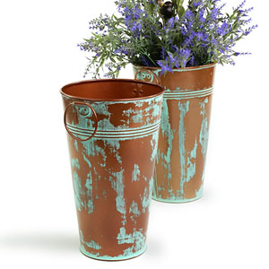 French Bucket Copper