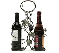 Metal/Wire Wine Hol...